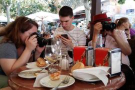 Instagramers británicos promocionan Mallorca en las redes sociales