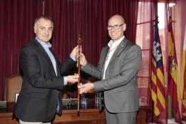 Bernadí Vives ya es el nuevo alcalde de Llucmajor