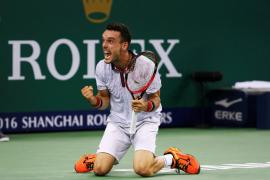 Bautista sorprende a Djokovic y alcanza en Shanghái su primera final de un Masters 1000