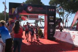 Heemeryck y Corachán triunfan en la Challenge Peguera Mallorca 2016