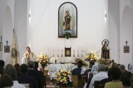 Día grande de Es Cubells en honor a Santa Teresa