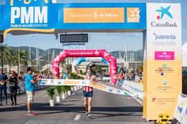 Richard Waldron y Sabine Stadler se imponen en el Palma de Mallorca Marathon