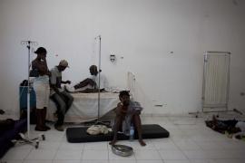 200 muertos por el cólera en Haití