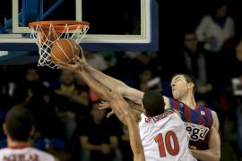 El CAI da la sorpresa en Barcelona y el Madrid lidera la ACB