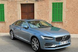 Comodidad y prestaciones en perfecto equilibrio: Volvo S90