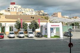 Nigorra Baleares, con el Tour 100 % eléctrico de Nissan Iberia