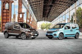 Fiat Qubo, un turismo con mucho estilo y gran funcionalidad