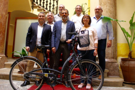 El Govern invierte en la mejora de la red cicloturística de Mallorca