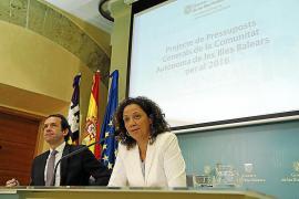 Montoro retira a Balears 783 millones que irán a otras comunidades en 2017