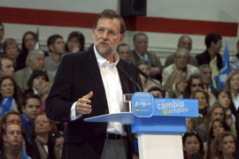 Rajoy: «Si el Gobierno quiere radicalizarse, que lo haga»
