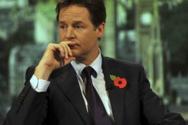 Clegg pide que se abra una investigación sobre las revelaciones de Wikileaks