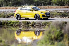 Presentación mundial en Ibiza de un modelo de Audi
