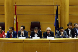 Javier Fernández: «Abstención o elecciones»