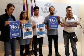 La UIB y el Centro Flassaders acogen un campo de refugiados ficticio