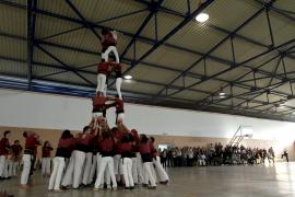 'Castellers' en la cárcel