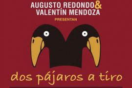 El tributo a Serrat y Sabina 'Dos pájaros a tiro' llega a Trui Teatre