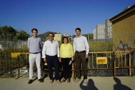 El Ajuntament de Calvià propone unos terrenos al Consell para instalar la estación de la ITV