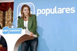 De Cospedal ingresó el año pasado  más de 241.000 euros