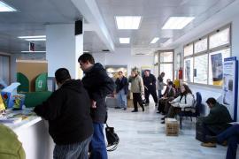 Los trabajadores de Correos de Es Fortí piden que se refuerce la plantilla