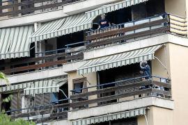 La policía ultima el desalojo del 'hotel de la delincuencia' de General Riera