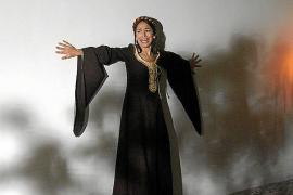 Cine y teatro se funden este miércoles en una sala del Museu de Mallorca, con la vida de Llull