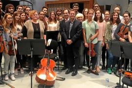 La Acadèmia Simfònica protagonizará el primer concierto de la temporada