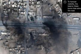 Las fuerzas iraquíes y kurdas «están trabajando muy bien juntas» en la reconquista de Mosul, según EEUU