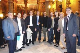 El Consell entrega los Premis Mallorca de Creació Literària