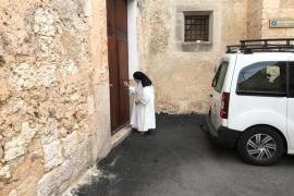 El monasterio de Sineu echa el cierre