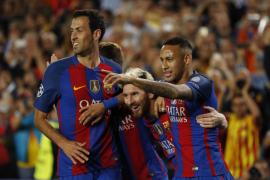 Un Messi estelar fulmina al City