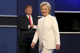 Trump deja en el aire si aceptará el resultado de las elecciones en EEUU