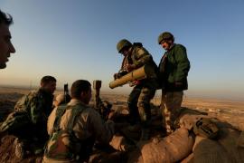 La ofensiva sobre Mosul va más rápido de lo esperado, según el gobierno iraquí