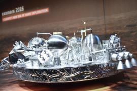 ESA no sabe si el módulo Schiaparelli ha sobrevivido al aterrizaje en Marte
