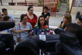 APIB llama a los periodistas a evitar «insinuaciones peligrosas» tras el caso de la niña agredida en un colegio de Son Roca