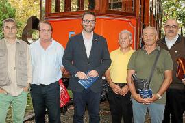 '100 anys del transport públic' en La Misericòrdia