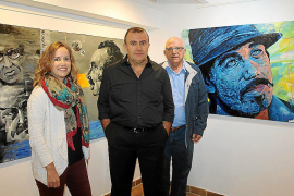 Miquel Àngel Bernat presenta su obra en Art Mallorca