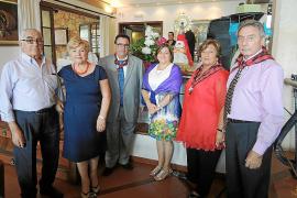 Comida del Centro Aragonés para celebrar la Virgen del Pilar