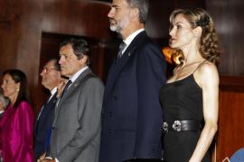 Asturias recibe a los Reyes con el tradicional concierto previo a los Premios Princesa de Asturias