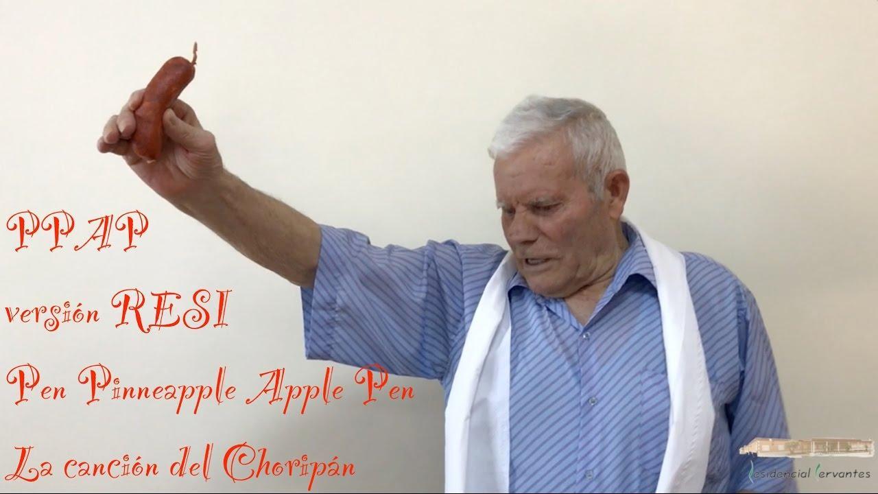 Ancianos 'youtubers' sorprenden con la canción del choripán