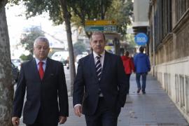 Gabriel Vallejo continúa imputado tras declarar ante el juez