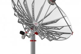 El primer radiotelescopio de Balears se estrena el domingo en Costitx