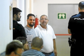 Condenan a 'El Pablo' por tener dos pistolas en su vivienda de La Soledat