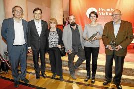 El Consell resucita unos Premis Mallorca «echados a perder» tras cuatro años