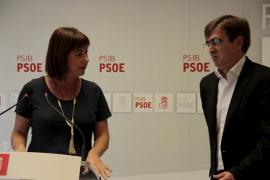 Tres mallorquines sudarán la gota gorda en la reunión del Comité Federal del PSOE: Armengol, Antich y Oliver
