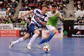 El Palma Futsal golea a domicilio al Ríos Renovables Zaragoza