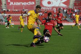El Mallorca se lleva de penalti los tres puntos