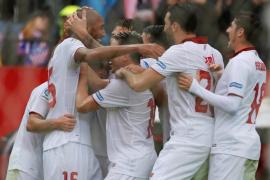 El Atlético de Madrid cae en Sevilla y cede el liderato
