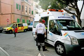 Sale de la prisión por un atropello mortal y provoca otro accidente grave en Palma