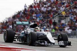 Hamilton triunfa en Austin y recorta siete puntos a Rosberg en la lucha por el Mundial