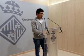 Aligi Molina se posiciona como secretario general de Podem de Valent en Palma